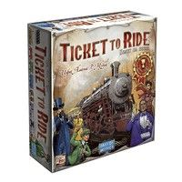 Фото Настольная игра Ticket to Ride: Америка 4620011815309