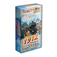 Фото Настольная игра Ticket to Ride: Европа (1912) 4620011816269