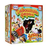 Фото Настольная игра Popular Playthings Дядюшкина ферма 702208