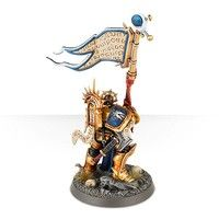 Фото Миниатюра Warhammer Age of Sigmar Stormcast Eternals Knight-vexillor 99070218002