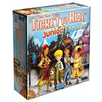 Фото Настольная игра Hobby World Ticket to Ride Junior: Европа 1867